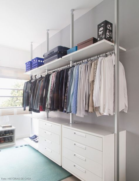 30 Beautiful Open Closet Ideas For Innovative House