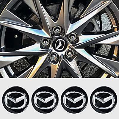1 Mazda CX-7 CX-9 3 5 6 Miata MX-5 MPV RX-8 Tribute Wheel Center Cap Hub Hubcap