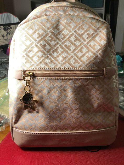 Tommy Hilfiger Womens Handbag Bag Tote Purse NWT MSRP $89