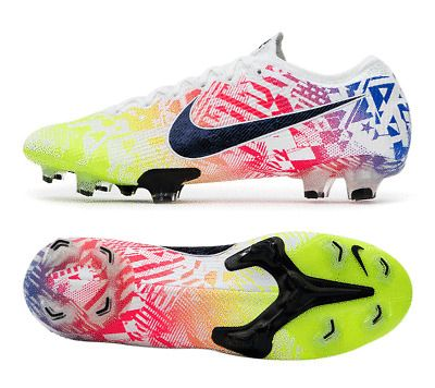 Nike Mercurial Vapor 13 Elite Njr Fg 7898104 Soccer Cleats Neymar Shoes Boots Ebay In 2020 Football Shoes Neymar Shoes Cleats