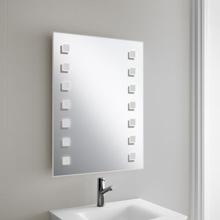 Emejing Miroir Salle De Bain Lumiere Integree Contemporary - Awesome ...