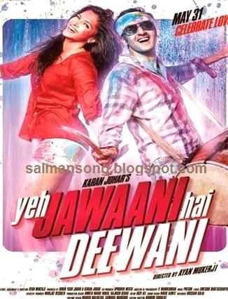 Womensbeuaty Fashion Yeh Jawaani Hai Deewani Songs Mp3 Download In 2020 Songs Movies Collection