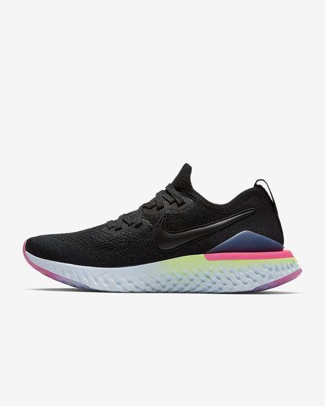 9bc345b9a8b8 Epic React Flyknit 2 Zapatillas de running - Mujer in 2019