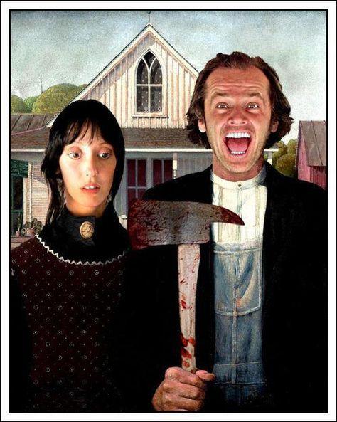American Shining: Shelly Duvall and Jack Nicholson