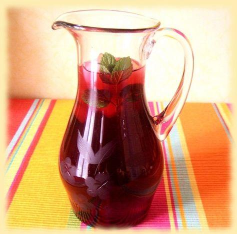 recette du Bissap : une boisson Sénégalaise