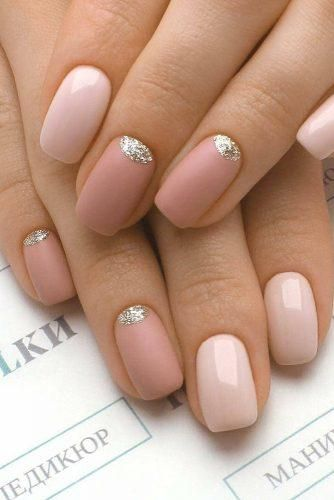 30 Pinterest Nails Wedding Ideas You Will Like Wedding Forward Wedding Nails Design Simple Wedding Nails Wedding Nails