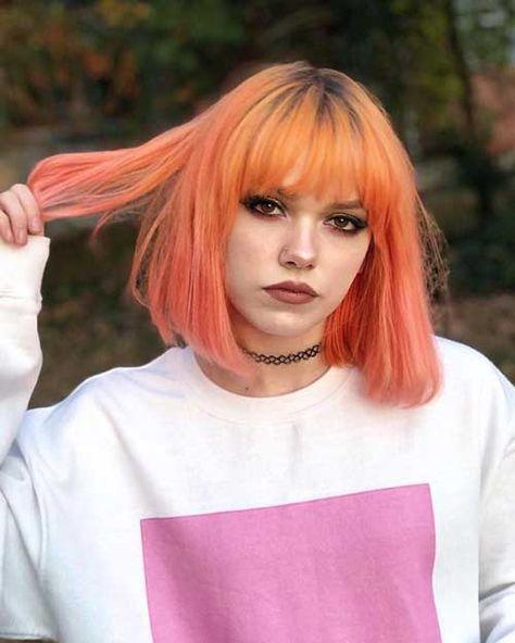 Dernières tendances coiffures courtes pour les filles