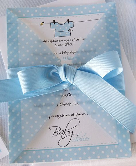 Baby Shower Printables Baby Boy Blue DIY by PressPrintParty