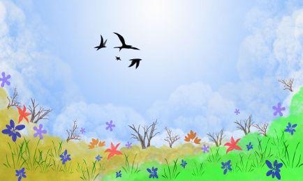 ثيمات ملف انجاز الطالبة صور الخلفية 2 123 الخلفية المتجهات وملفات بسد للتحميل مجانا Pngtree Blue Background Images Blue Sky Background White Clouds
