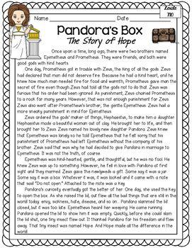 35+ Reading comprehension worksheets greek mythology Top