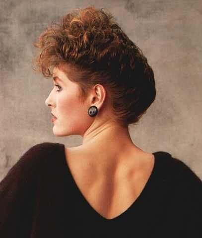 80s Hairstyles 1980s Updo 2020