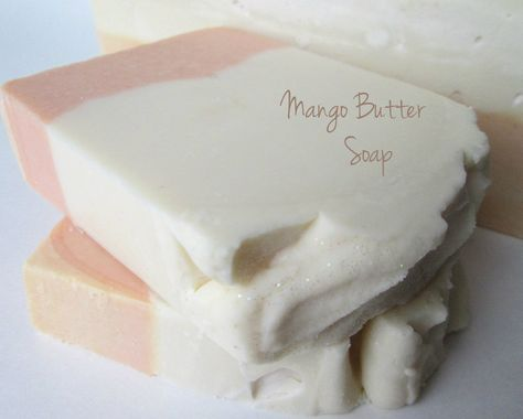 Oil & Butter - Mango Butter Soap Recipe