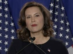 Michigan Gov Gretchen Whitmer Gives Sotu Response Trump Says Economy Is Strong Strong For Who In 2020 Young Americans Working People State Of The Union
