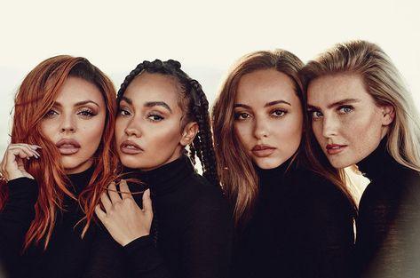 Little Mix & Nicki Minaj Drop 'Woman Like Me' — Listen – Hollywood Life Music October 2018 No Comments Little Mix's girl gang just got