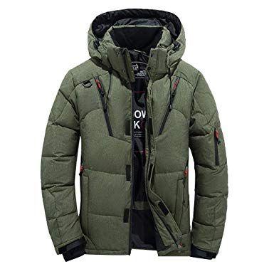 Bokeley Down Jacket Men Coat Snow Parka Warm Windbreak Heavy