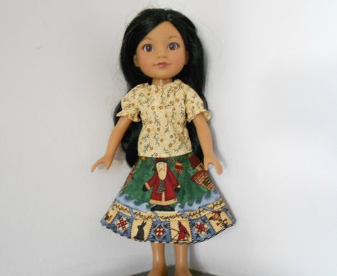 13 to 14 Inch Doll Clothes for Corolle Les by straphaelwomen, $10.00