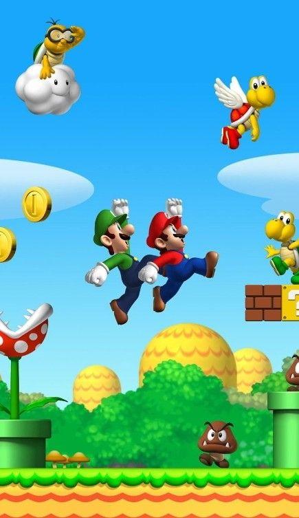 Mario E Luigi In 2021 Super Mario Art Mario And Luigi Mario