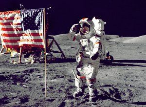 Eugene Cernan The Last Man On The Moon Exhibit Opening Apollo Missions Nasa Nasa Moon Landing