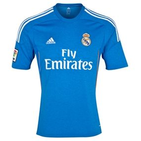 This Jersey Feels As Great As It Looks Brilliant Colors And Super Soft Material Make The Adidas Real Madri Camisolas De Futebol Camisas De Futebol Real Madrid