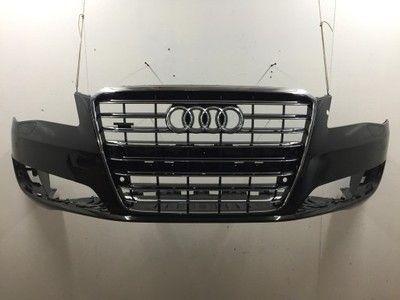 Audi A8 W Zderzaki Czesci Karoserii Czesci Samochodowe Allegro Pl Nissan Logo Nissan Vehicle Logos