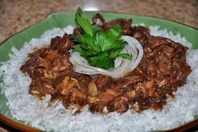 Chef jds food and recipe blog gizzards n gravy over rice with chef jds food and recipe blog gizzards n gravy over rice with salt forumfinder Image collections