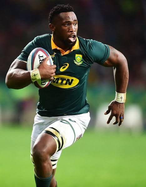 Siya Kolisi Siya Kolisi Springbok Rugby Rugby Union