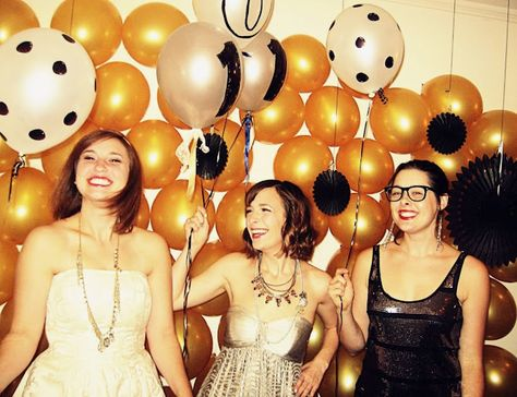 History  High Heels: 101 // #DIY balloon photoshoot