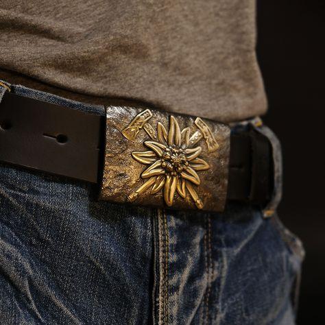 Iron Cross boucle de ceinture Buckle comme croix de fer v2a-Style