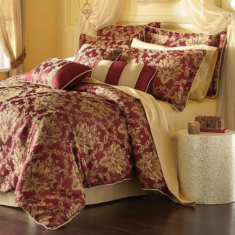 Empire Jacquard Bedding Set