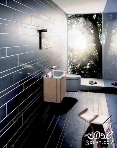 احدث اشكال سيراميك 2018 اجدد انواع 3dlat Com 1391212713 Sophisticated Bathroom Floor Design Dream Bathrooms