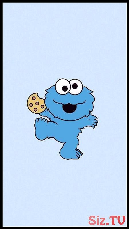 Cookies Monster Click Here To Download The Cute Wallpaper