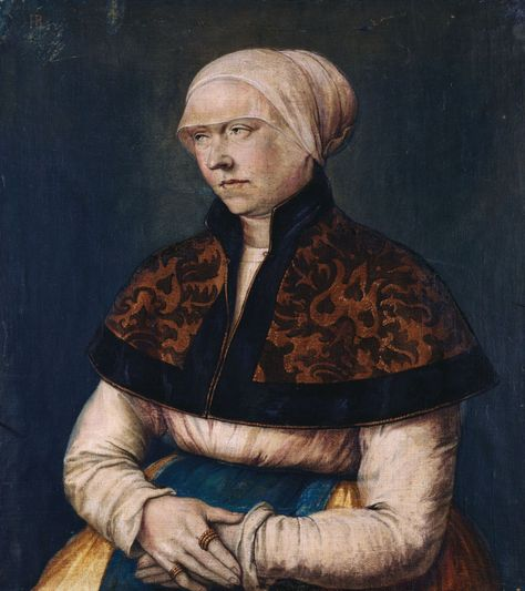Attributed To Hans Brosamer C 1506 1554 Portrait Of A Woman C 1522 27 Oil On Canvas 54 7 X 49 3 Cm Support Canvas Panel S V 2020 G Hudozhniki Vozrozhdenie Portret