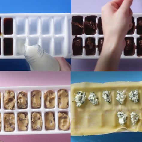 Baking and pastry recipes to use with our 37 Cubed Honeycomb Ice Trays.