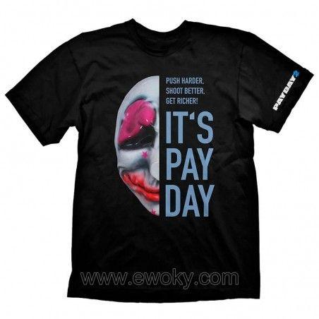 Camiseta Houston Mask Payday 2 Payday 2 Juguetes Para Ninas Y
