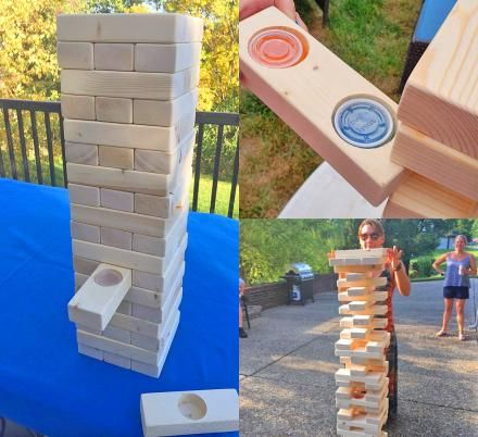 Brick Party Bend Game Board Left Right Foot Hand Building Block Fun Birthday OO
