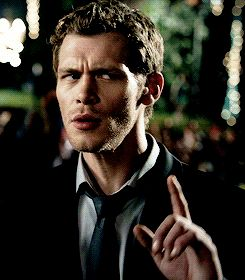Find images and videos about the vampire diaries, klaus and the originals.