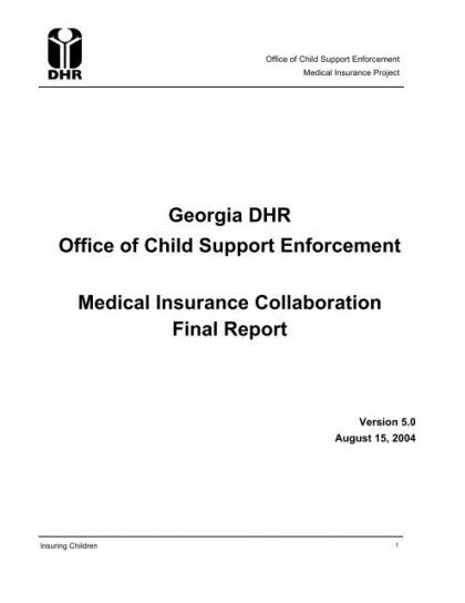 The Story Of Medical Insurance In Georgia Has Just Gone Viral