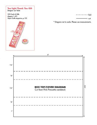 box and envelope templates