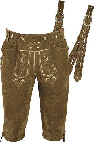 #Wiesn #Oktoberfest #Kniebundhose #Leder- #Trachtenlederhose #Herren- #Damen…