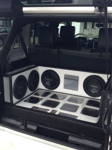 jeep wrangler 4 door interior. 2007 4 door jeep wrangler custom24rimsliftedsound systemcustom interioretc image 14 4x4 and stuff pinterest jeeps doors interiors interior