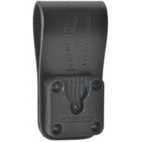 1 X Peter Jones Leather Black Key Hook Paramedic Ambulance Police Security