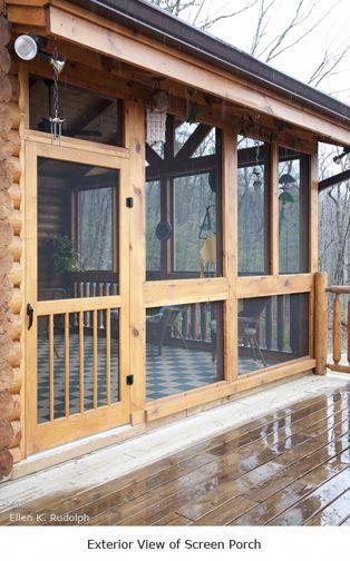 Porch Ideas For Houses Screened Porch Designs Porch Design