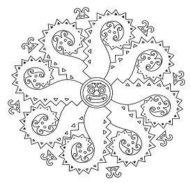 Mandala Of Monsters | mahlen