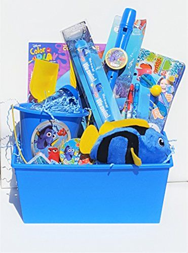 17 best images about gift ideas on pinterest disney finding dory gift basket private label httpsamazon negle Image collections