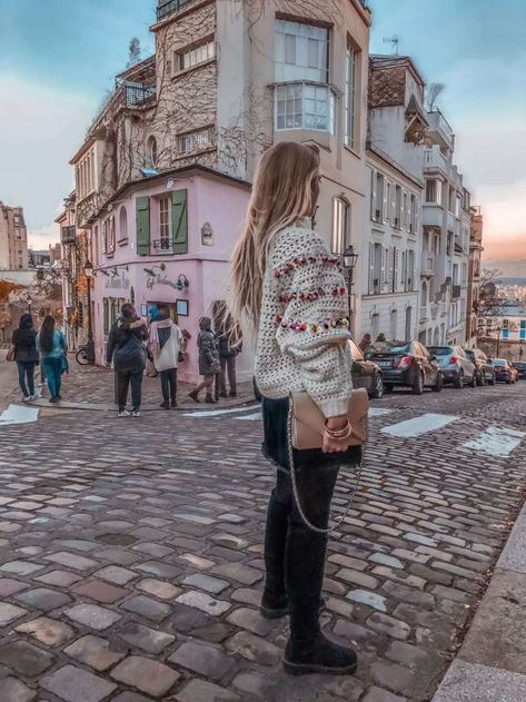 Montmartre: 5 tips for the most beautiful district in Paris - #beautiful #district #MONTMARTRE #paris #Tips