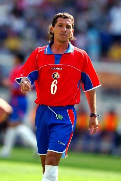 Pin en Selección de Fútbol de Costa Rica