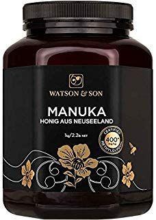Watson Son Manuka Honig Mgo 400 Manuka Honig Babynahrung Honig