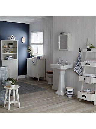 John Lewis Partners St Ives Bathroom Furniture Range Bathroom Design Tropical Bathroom Bathroom Flooring