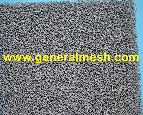 Nickel Based Photocatalysis Foam Mesh In 2020 Foam Air Purification Metal Net