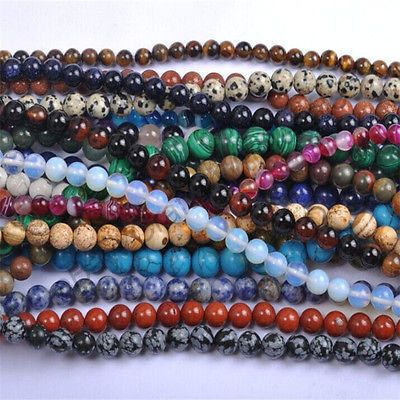 8MM MIX DRAGON VEIN AGATE GEMSTONE FACETED ROUND LOOSE BEADS 14.5/""